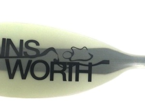 Ainsworth glass paddle