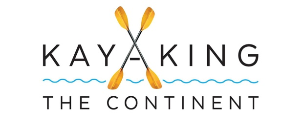 Kayaking the continent
