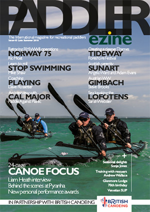 The Paddler Late Summer issue 43