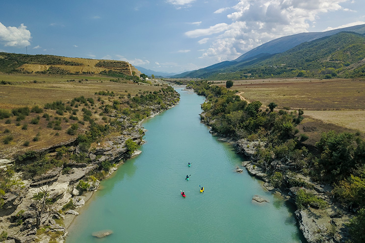 Balkan Rivers Tour 3. Photo:Mitija Legat