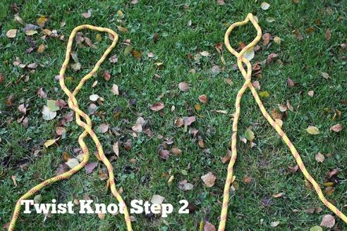 14-Twist-Knot-Step-2