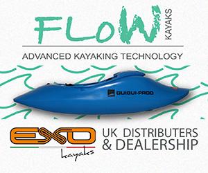 Flow kayaks