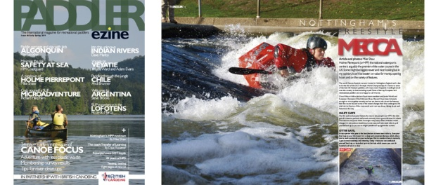 The Paddler Early Spring 2019 issue