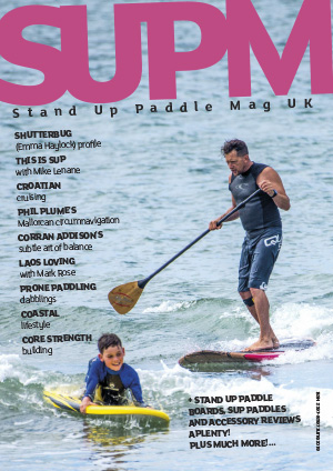 SUP mag UK July 2019