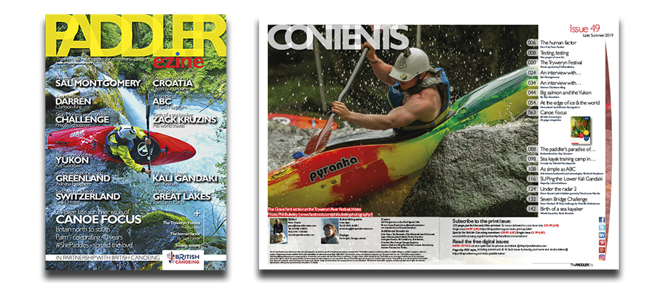 The Paddler issue 49 Late Summer