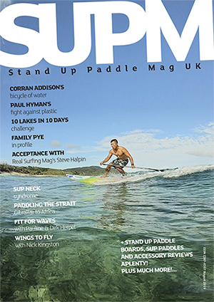 SUP mag UK Aug 2018