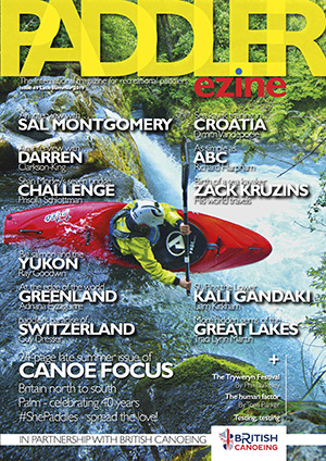 The Paddler Late Summer issue 49