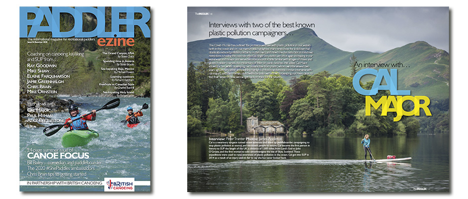 The Paddler summer issue 54