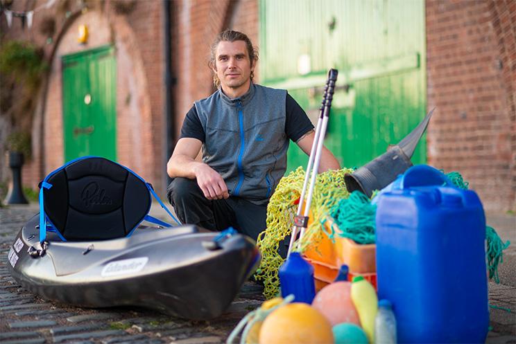 Islander kayaks