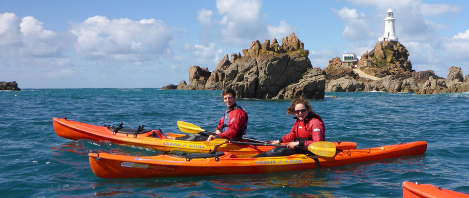 Corbiere-lighthouse-Jersey.Kayak-tours-and-courses.-P1110571